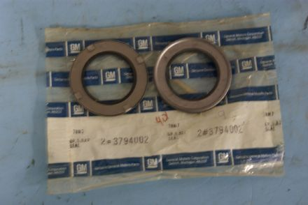 1963-1982 Corvette C2 C3,Rear Inner Wheel Bearing Seal,New,Box C